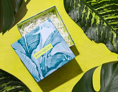Birchbox Limited Edition Under the Sun Box