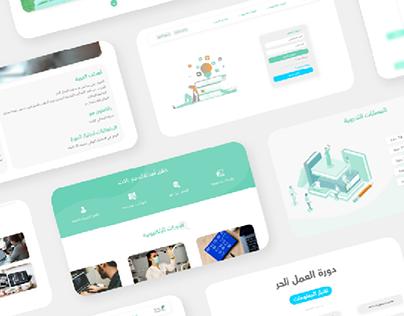 BACT Training Platform || WEB DESIGN