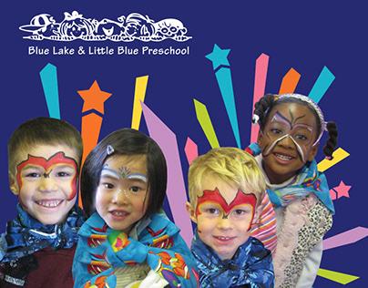 Blue Lake Preschool –Fundraising Brochure