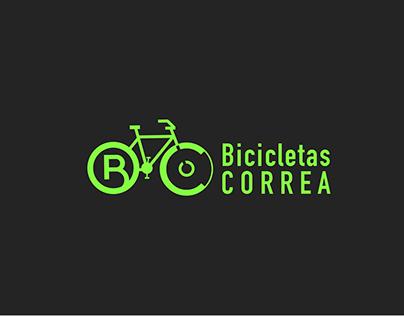 Diseño logotipo/ Bicicletas Correa