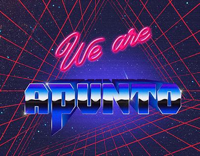 We are apunto