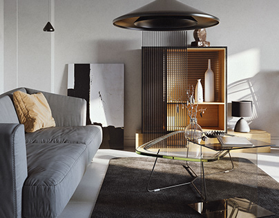 SCANDINAVIAN LIVING : CGI