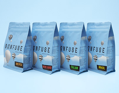 Package design coffee