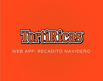 Web APP: Recadito Navideño