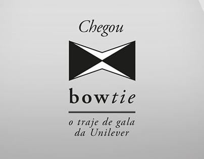 Ativação Bow Tie Unilever