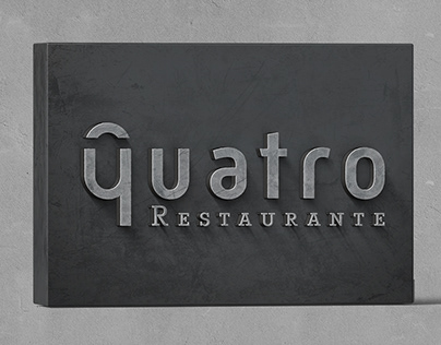 Quatro restaurant Brand
