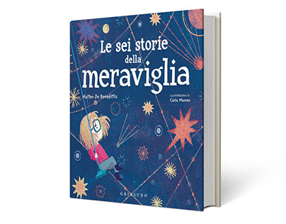 Children's Book - Cover and illustrations - Gribaudo Ed