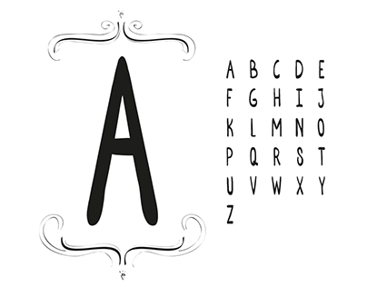 Official McDonald`s typeface development