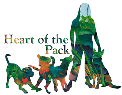 Heart of the Pack Logo