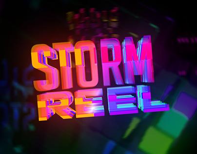 Storm Reel 2017