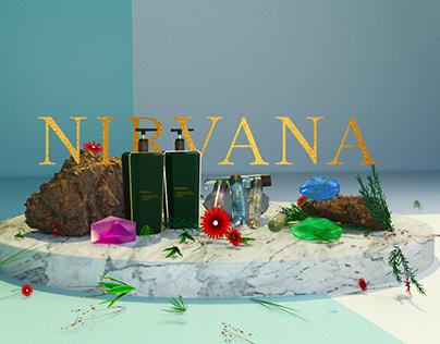 NIRVANA - Branding & Packaging