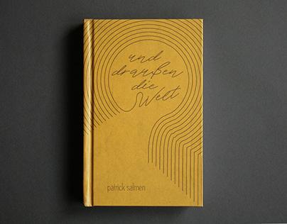 book cover design for Patrick Salmen
