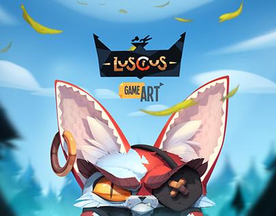 Luscus game (2018)