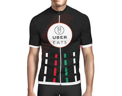 Cycling Jersey Mock up