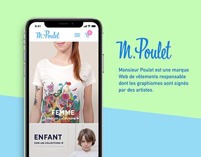 Concours Monsieur Poulet