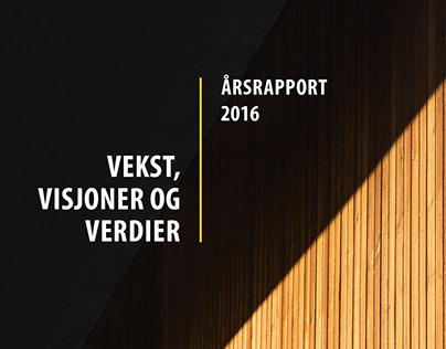 AF Gruppen årsrapport