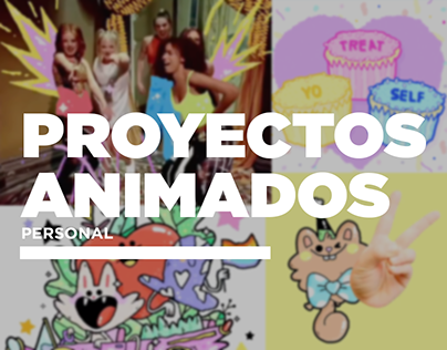 Proyectos animados