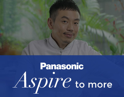 [Pitch] Panasonic Aspire to More