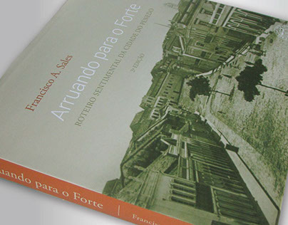 Projeto Editorial Arruando para o Forte