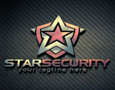 Star Security - Logo Template