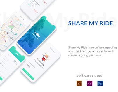Carpooling application- Share My Ride