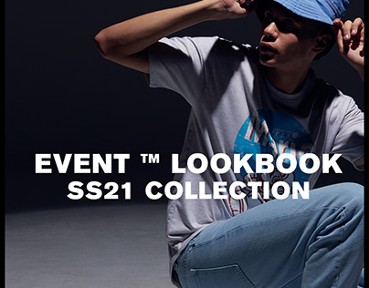 EVENT ™ LOOKBOOK SS21 COLLECTION