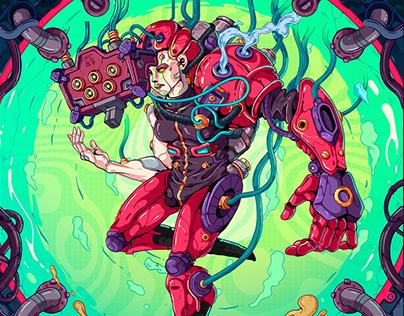 Fusion Culture / Poster Design Nº 6