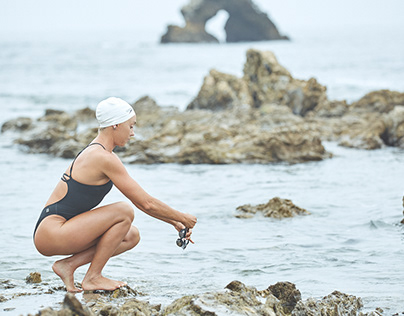 Professional Open Water Swimmer Lexi Kelly 2019