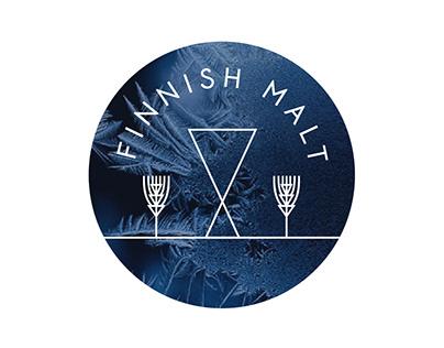 Logo Design   Finnish Malt