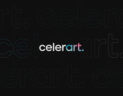 CelerArt - Rebranding
