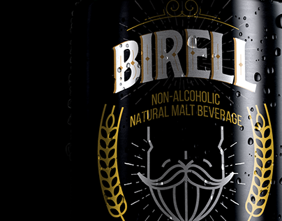 "Birell Egypt Packaging ""Redesign"""