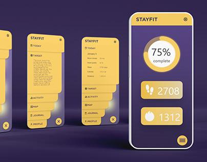 Interactive Menu Demo