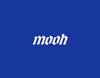 Mooh Brand Identity