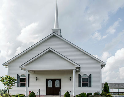 Small Country Churches