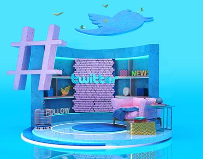 Social Media Applications Space2020