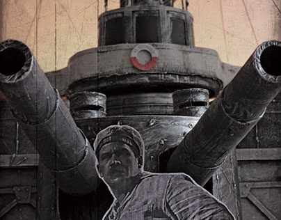 Battleship Potemkin. The Odessa Review cover