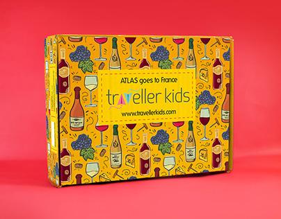 Traveller Kids - Country Kit