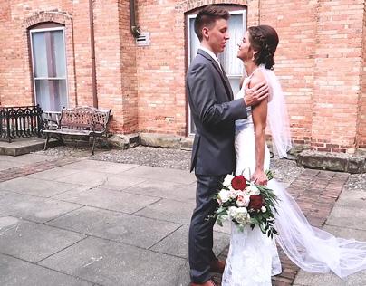 The Wedding of Jaydn & Sam