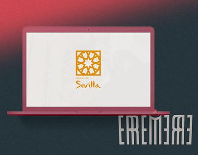 Provincia de Sevilla - Branding
