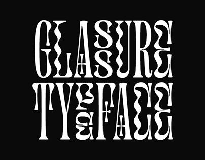Glassure Typeface v1.0
