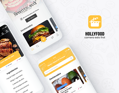 Hollyfood App