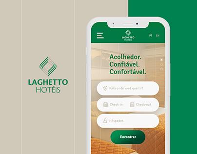 Laghetto Hotéis | Website
