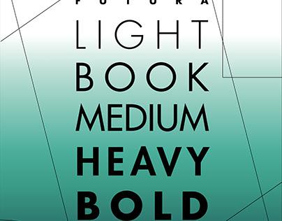 Paul Renner - Futura | Leaflet