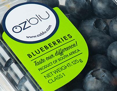 OZBLU BLUEBERRIES