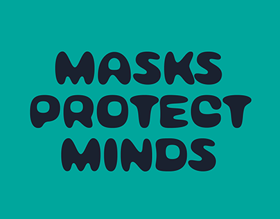 Masks Protect Minds