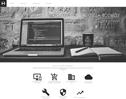WebDesign Company Website