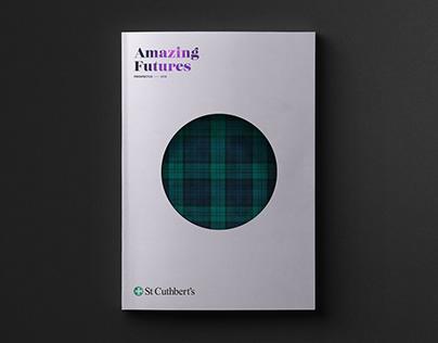 St Cuthbert's – Brand Communications