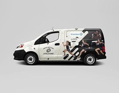 Design minibus HBA