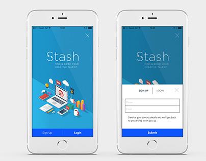 Stash app