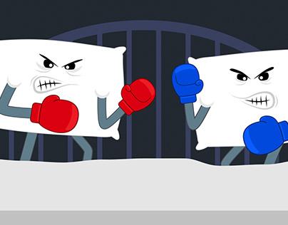 2D // Pillow Fight